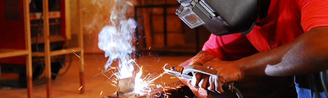 Steel Bending | Barbados Vocational Training Board